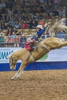 The 146th Silver Spurs Rodeo is going down in Kissimmee on June 5-6.