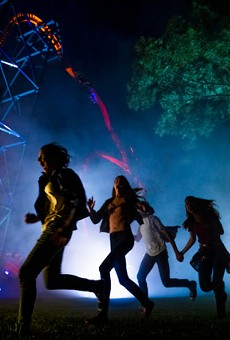 Howl-O-Scream is back for the first time in two years.