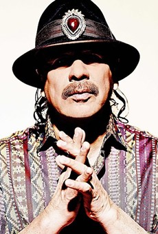 Legendary guitarist Carlos Santana to share musical 'Blessings' with Orlando this fall