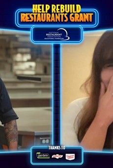 Guy Fieri surprised a UCF student with a $25K scholarship.