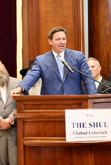 Florida Gov. Ron DeSantis isn't concerned about the coronavirus variant, which is not a shocker considering his actions around the original coronavirus.