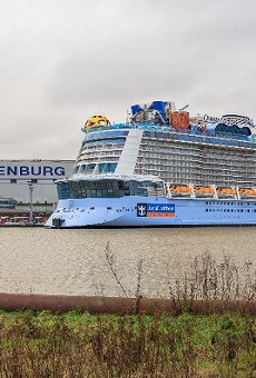 The Odyssey of the Seas will delay its first sailing after several crewmembers tested positive for coronavirus.