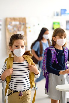 Seminole County became the latest Central Florida jurisdiction to end public school mask mandates.
