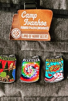Camp Ivanhoe returns this week at Ivanhoe Park Brewing Company
