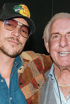 Diplo on left, sadly Ric Flair not included.