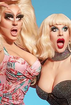 Trixie Mattel and Katya Zamolodchikova are heading out on a road trip straight to Orlando next spring