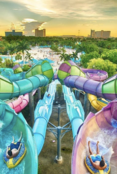 SeaWorld's Aquatica is named as the best water park in the nation, a USA Today poll says.