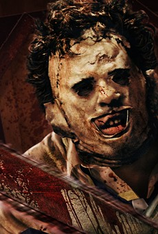 Halloween Horror Nights will feature haunted houses based around 'The Texas Chainsaw Massacre' and 'Bride of Frankenstein.'