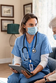 Less than half of Florida's nursing home workers are vaccinated against COVID-19