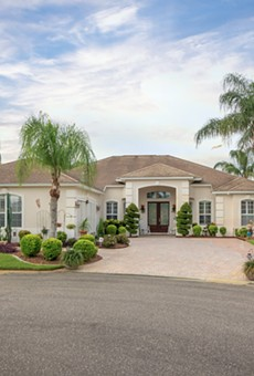An impostor tried to sell a Winter Park home that he didn't own