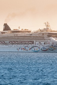Norwegian Cruise Lines may soon be able to ask for vaccination status from Florida customers.