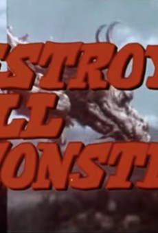 Maitland's Enzian Theater to screen Godzilla buddy pic 'Destroy All Monsters' at the end of August