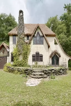 A Winter Park architect's 'Gingerbread Home' is now on the market for $500K
