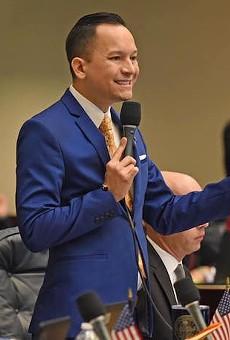 Rep. Carlos Guillermo Smith