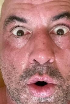 Following an Orlando date, Joe Rogan announced he has COVID-19.