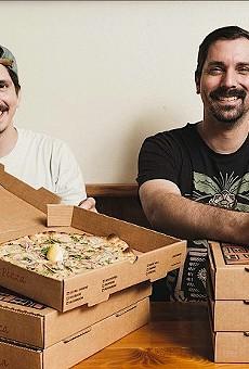 Ziggie's Pizza opens in former Ivanhoe Village home of Perla's