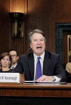 SHOCKER: Brett Kavanaugh chose not to protect or respect women's bodily autonomy.