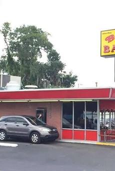 Bubbalou's original location in Winter Park closed permanently.
