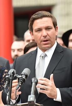 Ron DeSantis plans to 'fight like hell' to keep Florida's antibody treatment program going