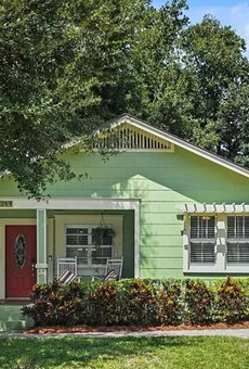 This charming 1930s bungalow in Lake Davis is now for sale