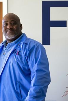 Desmond Meade, president of theFlorida Rights Restoration Coalition