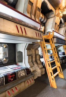 The most expensive home for sale in Osceola County comes with 'Star Wars' sleeping bays