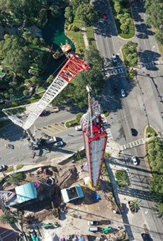 Icon Park doubles down on roadside rides with two record-breaking attractions