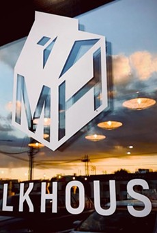 The Milk District's new food hall concept Milkhouse is now serving on a soft opening basis