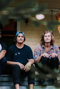 Booking upstarts Ugly Orange bring Tampa's FayRoy to Henao for an album release show