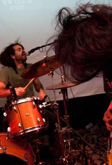 New York's Toranavox plays Punk on the Patio tonight