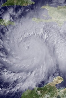 Trump reportedly wants to slash NOAA's hurricane-tracking satellite funding