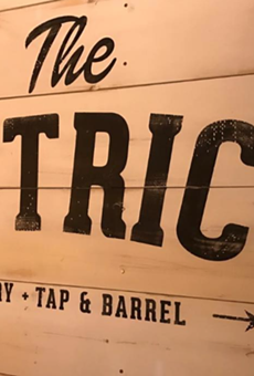 The District will open soon on Second Street in Sanford, Pig Floyd's travels to the Dark Side of the Airport, plus more in local foodie news
