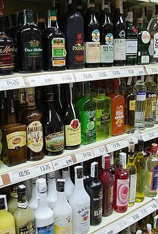 Florida Senate approves bill that lets grocery stores sell hard liquor
