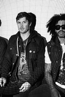 Clipping push hip-hop into the future at the Social this week