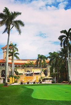 Democrats request visitor logs at Mar-a-Lago, but there aren't any