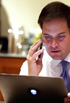 Screengrab by Marco Rubio campaign via YouTube