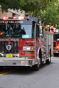 Orlando Fire Department places bulletproof vests in all trucks