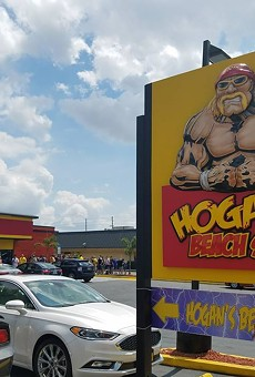 Hogan's Beach Shop is moving due to Skyplex, but it's getting a massive new home next to Mango's
