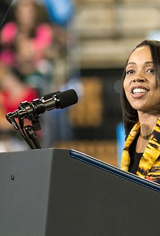State Attorney Aramis Ayala says a noose was sent to her office