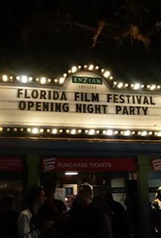 Florida Film Festival opens at Enzian with Brett Haley's 'The Hero'