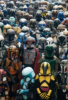 In two decades of cons, we've never experienced anything close to the insanity of 2017's Star Wars Celebration Orlando