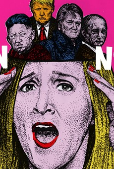 A Florida journalist finds catharsis in Sam Bee's celebration of those who work in the business of (real) news