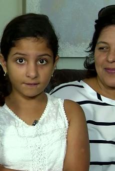 10-year-old Orlando girl describes how she kicked gator's ass