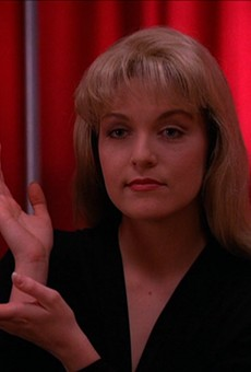 Return to the Black Lodge at Body Talk's Twin Peaks Party this weekend