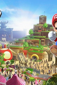 New Nintendo trademark hints at possible Mario Kart attractions at Universal theme parks
