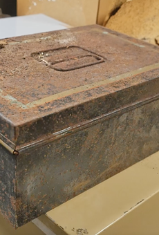 Florida's Daughters of the Confederacy group wants time capsule found in statue