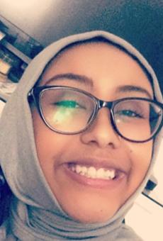 Nabra Hassanen