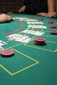 Rick Scott, Seminoles strike deal on card games