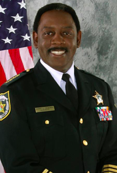 Orange County Sheriff Jerry Demings is running for county mayor