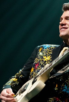 Chris Isaak announces Orlando show for October